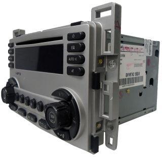 2006 06 Chevy Chevrolet Equinox Radio XM Satellite Stereo  CD Player 15868181