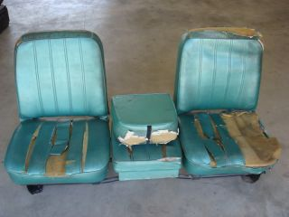1967 68 Chevy GMC Truck Buddy Buckets Bucket Seats