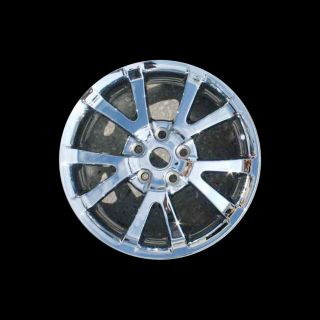 """17"""" Factory Alloy Wheel for A 2007 2009 Chevrolet Equinox"""