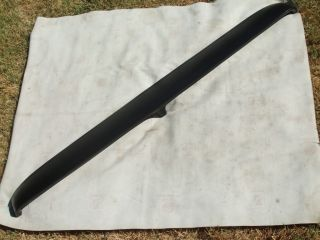 Black Dash Pad Ford Pickup Truck Bronco 1973 1974 1975 1976 1977 1978 1979 F150