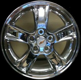 "5290 Chevy Malibu HHR 16"" Chrome Alloy Wheel Rim"