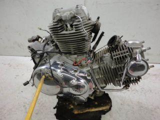 93 Yamaha Virago XV750 750 Engine Motor