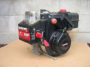 yard machine snowblower engine
