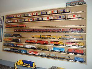 K Line K761 Bicentennial Train Set Diesel Engine 13 Cars Caboose