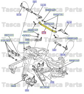 New Steering Drag Link F150 F150 Heritage SVT F250 Expedition Navigator
