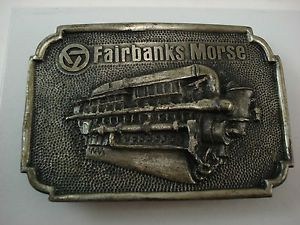 Fairbanks Morse Locomotive: Collectibles