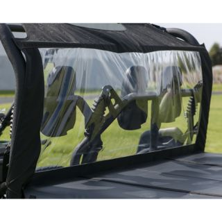 Yamaha Rear Window Black Viking 2014 UTV Off Road
