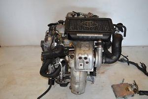 98 03 JDM 3S GTE Caldina Celica MR2 4th Gen ST215 Turbo Engine Wiring ECU 3SGTE