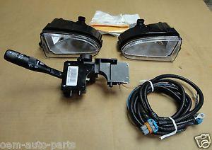 Fog Lights Package for PT Cruiser 02 07 Genuine Mopar 82205451