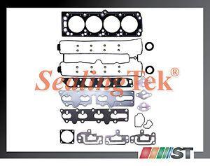 04 08 Suzuki 2 0 A20DMS Engine Cylinder Head Gasket Set Kit Chevrolet Optra 2 0L