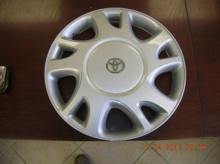 """1999 2001 Toyota Camry Solora 2003 2013 Corolla 15"""" Wheel Cover Hubcap New"""