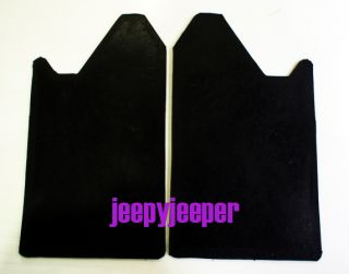 Front or Rear Rubber Mud Flap Splash Guard Nissan Hardbody Frontier D21 D22 D40