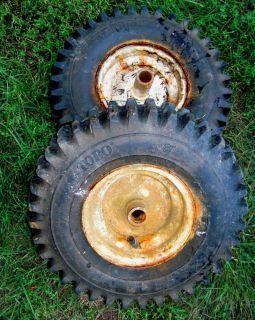 "2 Toro 824 Snowblower 24"" Powershift Pair 14 x 4 x 6 14 x 4 Tire Rims Tire 3"