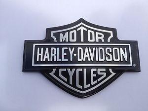 Harley Davidson Bar and Shield Emblem Medallion Badge Single