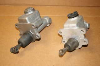 1961 Chevrolet Corvair Brake Master Cylinder