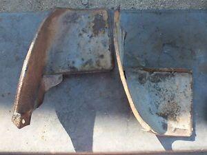 67 72 Chevy GMC Truck Blazer 4x4 Rear Bed Splash Shields 68 69 70 71