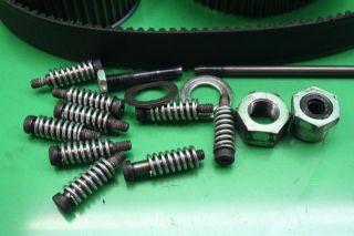 "Harley Davidson FX Dyna EVO 1 5 8"" Belt Drive Primary Assembly FXD FXDWG"