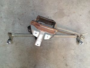 1964 Ford Falcon Windshield Wiper Motor and Arms