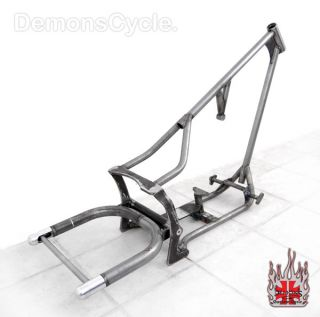 300 Chopper Motorcycle Frame Fits Harley Softail Motor