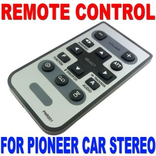 Remote Control for Pioneer CD  Car Radio Stereo Most Models Replaces Original