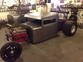 A Kustom Model Hot Rat Rod Pickup Truck Project Slanted