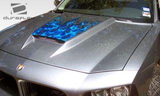 2006 2010 Dodge Charger Duraflex RAM Air Hood Body Kit