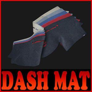 09 11 Kia Forte Koup Dash Board Mat Cerato Red Wine RHD