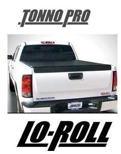 Tonneau Cover Tonnopro Lo Roll Truck Chevy Silverado Suburban GMC Sierra 8' Bed