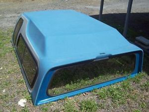 1973 1987 73 87 GMC Chevy Full Size TK Truck 8' Bed Cap