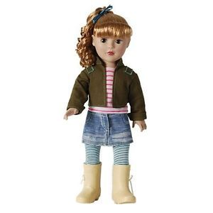 Dollie Me Casual Strawberry Blonde 18'' Madame Alexander Doll