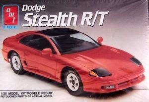 AMT Ertl Dodge Stealth R T Hardtop Car Plastic Model Car Kit 6956