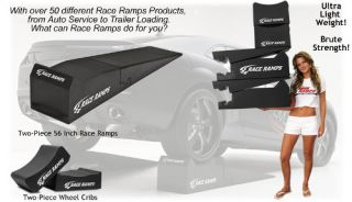 Race Ramps RR TT 8 10 1 Tow Truck Flatbed Extension Ramps Low CLEARANCE Vehicles