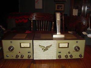 Browning Golden Eagle Vintage CB Base Radio
