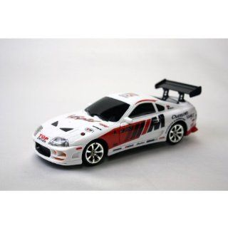 Toyota Racing Drift Car White Supra Type 1 24 RC Car from Japan 62Z7I