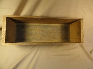 Vintage Western Cartridge Company Wooden Ammo Box 410 GA