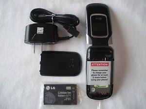 Straight Talk LG220C Flip Phone Uses Verizon Service LG 220 New Cell