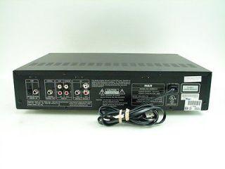 RCA CD Player and Recorder Model No CDRW121 w Original Box Manual Remote Discs