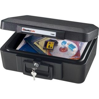 Sentry 1 2 Hour Fire Safe Security Key Lock Box Chest