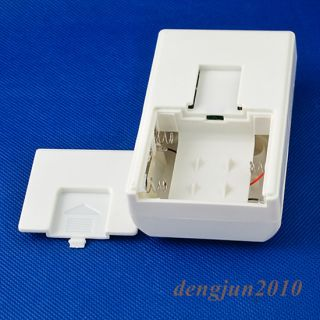 New Chime Motion Sensor Wireless Alarm Entry Auto Welcome Device Door Bell