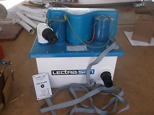 Raritan Letra San MC Type 1 Marine Sanitation Device LST12MC 12 VDC 50 Amp
