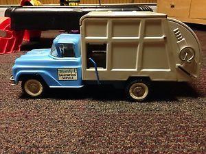 Vintage Buddy L Garbage Truck Sanitation Tonka Mattel
