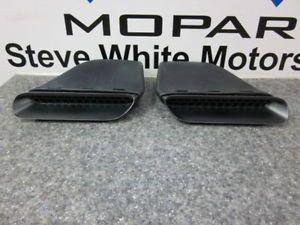 2011 Dodge Challenger R T SRT Hood Scoop Scoops Mopar