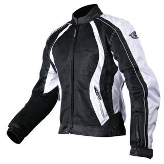 Agv Sport Women's Xena Vented Textile Jacket Motorcycle Jackets