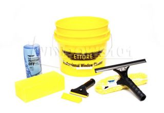 Window Washing Cleaning Kit Ettore Window Cleaning Kit Small