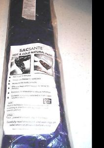 New Microwaveable Hot Cold 100 Natural Health Pack Sac Sante
