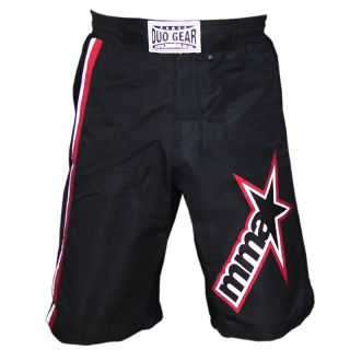 Red Grappling Fight Training Competition Shorts