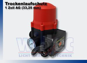 Pump Control Pressure Switch TPC 13A Well Pump Domestic Water Systems