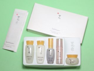 Sulwhasoo Innerise Complete Kit (5 Items)_(Water + Emulsion + Serum + Cream)