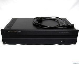 B K Components AV2500 Multi Channel Power Amplifier