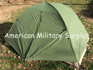 USGI USMC Two Man Combat Tent Used Good Condition & USGI USMC Two Man Combat Tent Used Good Condition on PopScreen